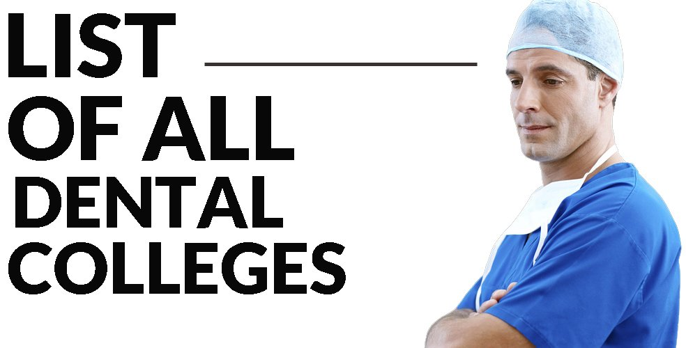 Dental Colleges in India