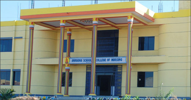 Anuradha Nursing College Bangalore 1
