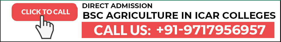 BSc Agriculture Fees Structure Contact