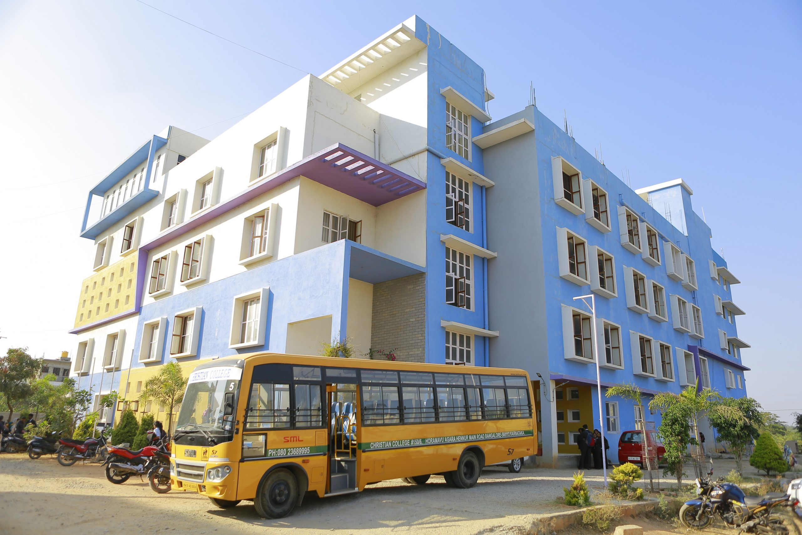 christian college of nursing bangalore