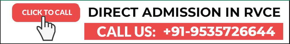 Direct admission in RVCE Bangalore Contact