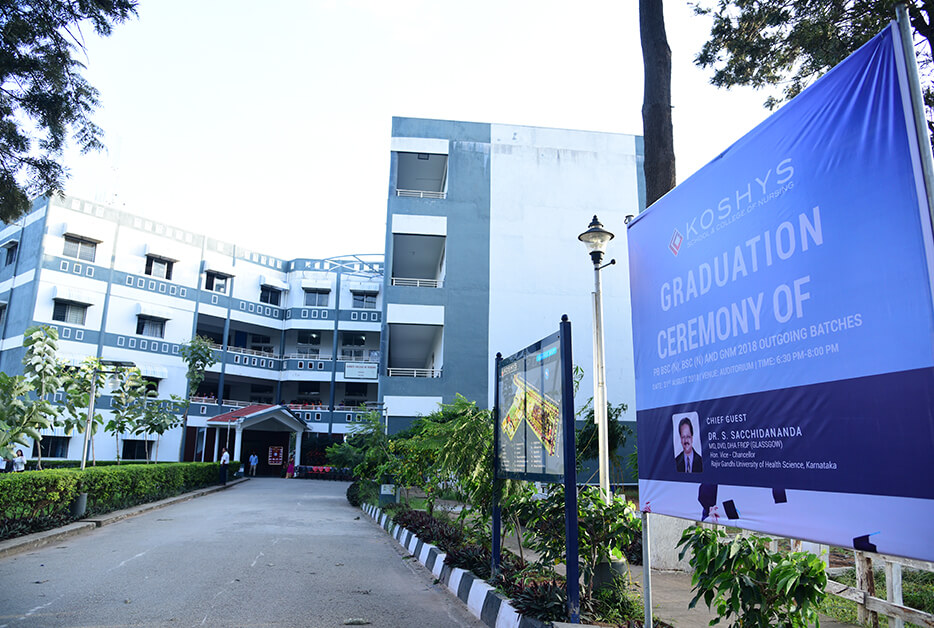 Koshys Nursing College Bangalore 1