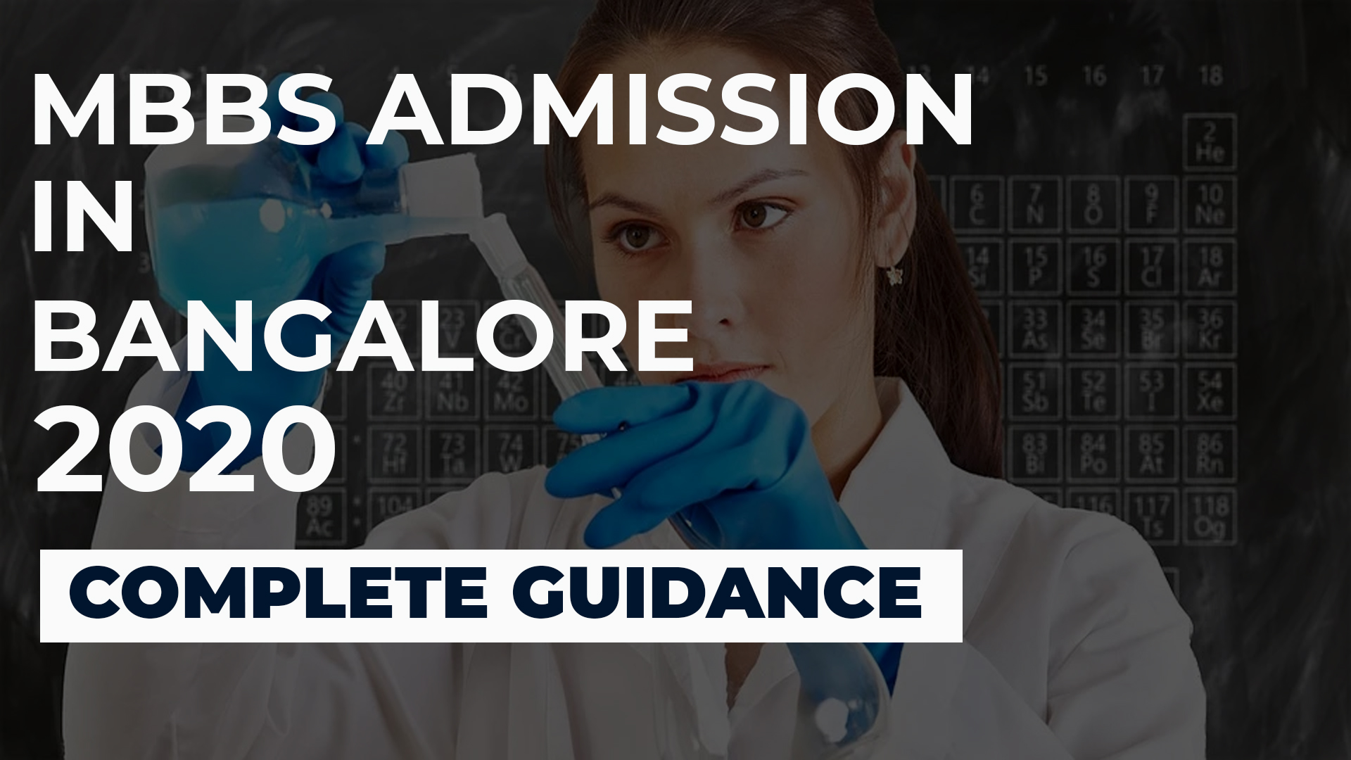 MBBS Admission in Bangalore Private Colleges