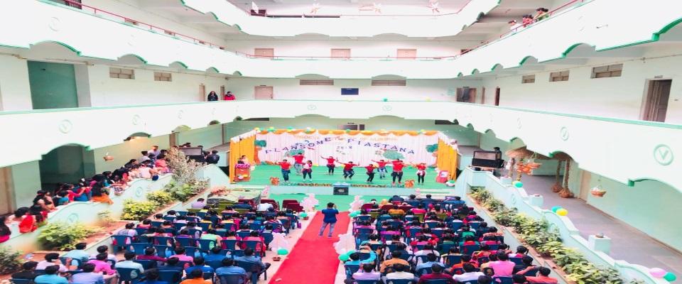 Vagdevi Nursing College Bangalore Image 1