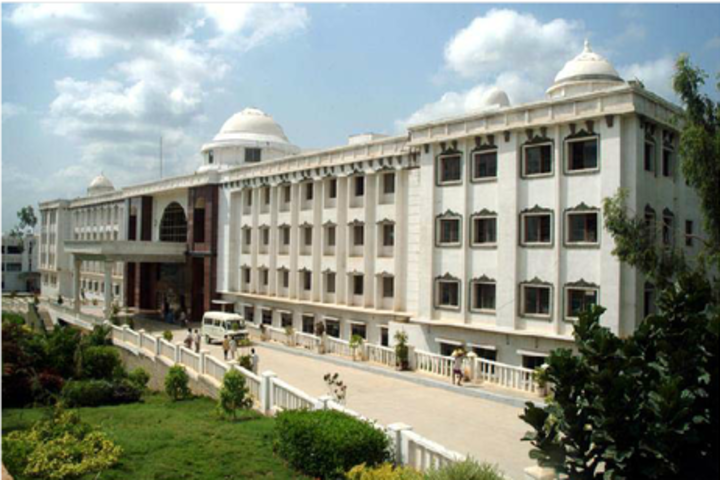 Vydehi Nursing College Bangalore